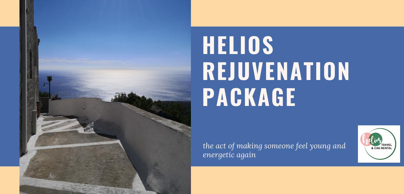 HELIOS REJUVENATION PACKAGE